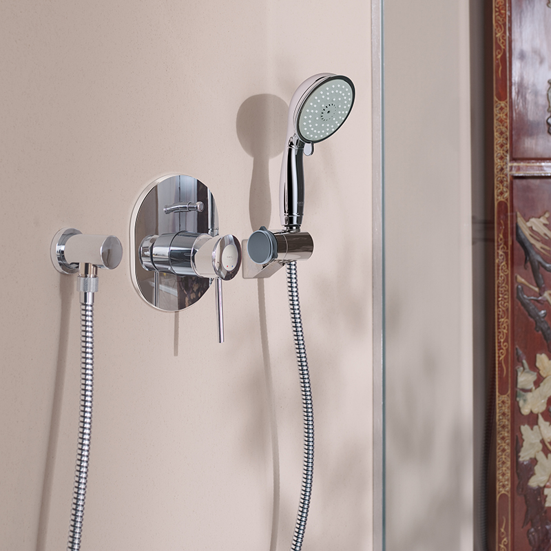 Фото Душевой набор Grohe New Tempesta Rustic 100 27805000