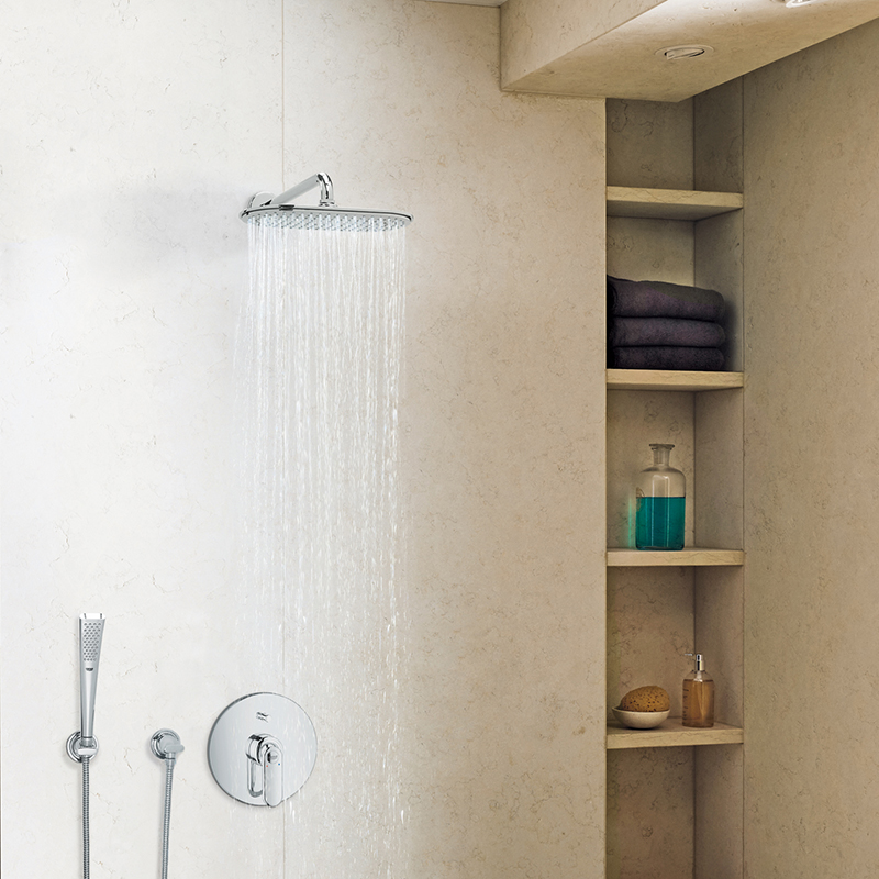 Фото Верхний душ Grohe Rainshower Veris 27470000 300 мм