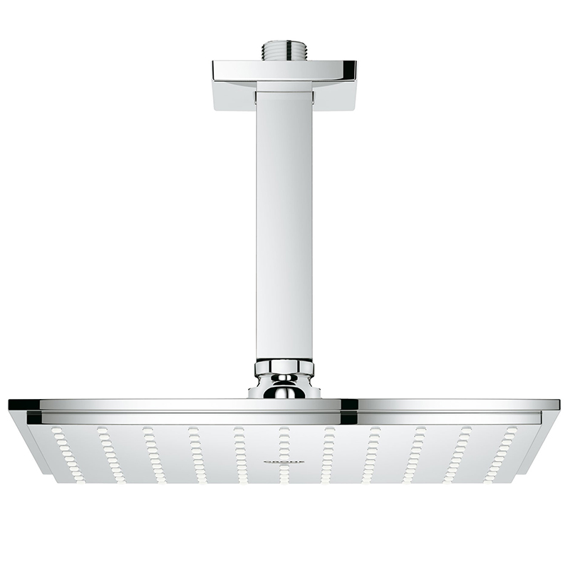 Верхний душ Grohe Rainshower Allure 26065000 230 мм с кронштейном