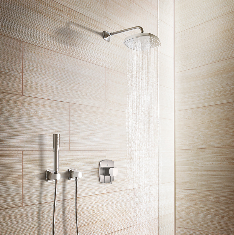 Фото Верхний душ Grohe Rainshower Grandera 27974000 220 мм